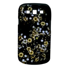 Little White Flowers 2 Samsung Galaxy S Iii Classic Hardshell Case (pc+silicone) by timelessartoncanvas