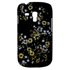 Little White Flowers 2 Samsung Galaxy S3 Mini I8190 Hardshell Case by timelessartoncanvas