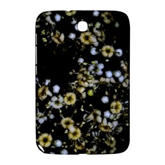 Little White Flowers 2 Samsung Galaxy Note 8 0 N5100 Hardshell Case  by timelessartoncanvas