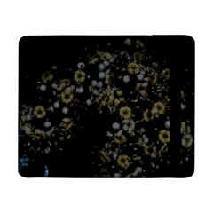 Little White Flowers 3 Samsung Galaxy Tab Pro 8 4  Flip Case by timelessartoncanvas