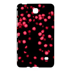 Little Pink Dots Samsung Galaxy Tab 4 (7 ) Hardshell Case  by timelessartoncanvas