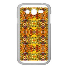 Roof Samsung Galaxy Grand Duos I9082 Case (white) by MRTACPANS
