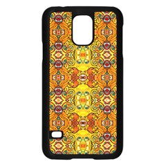 Roof Samsung Galaxy S5 Case (black) by MRTACPANS