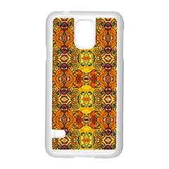 Roof Samsung Galaxy S5 Case (white) by MRTACPANS