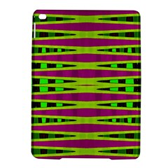 Bright Green Pink Geometric Ipad Air 2 Hardshell Cases