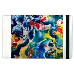 Colors Of The World Bighop Collection By Jandi Apple Ipad 3/4 Flip Case by bighop
