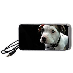 Pit Bull T Bone Puppy Portable Speaker (black)