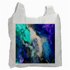 Violet Art Recycle Bag (one Side) by 20JA