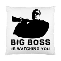 Bigboss Standard Cushion Case (one Side)  by RespawnLARPer