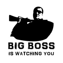 Bigboss Shower Curtain 60  X 72  (medium)  by RespawnLARPer