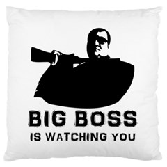 Bigboss Standard Flano Cushion Cases (one Side)  by RespawnLARPer