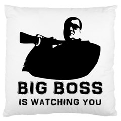 Bigboss Large Flano Cushion Cases (one Side)  by RespawnLARPer