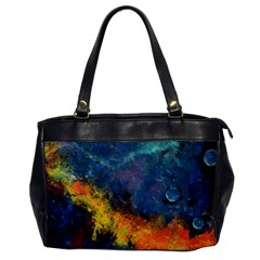 Space Balls Office Handbags by timelessartoncanvas