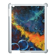 Space Balls Apple Ipad 3/4 Case (white) by timelessartoncanvas