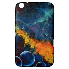 Space Balls Samsung Galaxy Tab 3 (8 ) T3100 Hardshell Case  by timelessartoncanvas