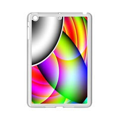 Psychedelic Design Ipad Mini 2 Enamel Coated Cases by timelessartoncanvas