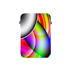 Psychedelic Design Apple Ipad Mini Protective Soft Cases by timelessartoncanvas