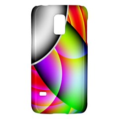 Psychedelic Design Galaxy S5 Mini by timelessartoncanvas