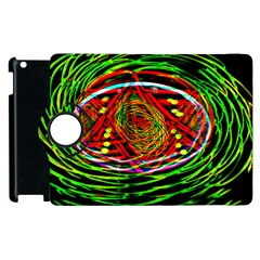 Star Bright Apple Ipad 2 Flip 360 Case by MRTACPANS