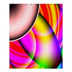 Colorful 1 Shower Curtain 60  X 72  (medium)  by timelessartoncanvas