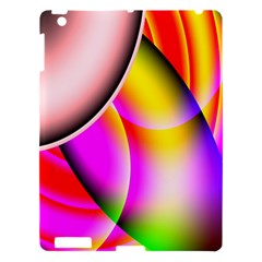 Colorful 1 Apple Ipad 3/4 Hardshell Case by timelessartoncanvas