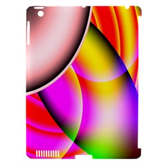 Colorful 1 Apple Ipad 3/4 Hardshell Case (compatible With Smart Cover) by timelessartoncanvas
