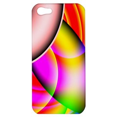 Colorful 1 Apple Iphone 5 Hardshell Case by timelessartoncanvas
