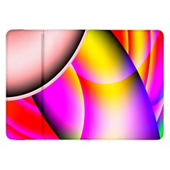 Colorful 1 Samsung Galaxy Tab 8 9  P7300 Flip Case by timelessartoncanvas