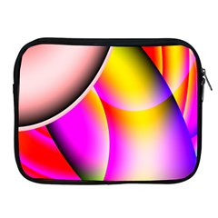 Colorful 1 Apple Ipad 2/3/4 Zipper Cases by timelessartoncanvas