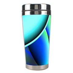 New 2 Stainless Steel Travel Tumblers by timelessartoncanvas