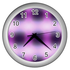 New 3 Wall Clocks (silver)  by timelessartoncanvas