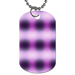 New 3 Dog Tag (two Sides) by timelessartoncanvas
