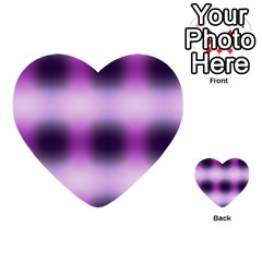 New 3 Multi Purpose Cards (heart)  by timelessartoncanvas