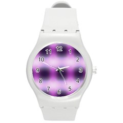 New 3 Round Plastic Sport Watch (m) by timelessartoncanvas