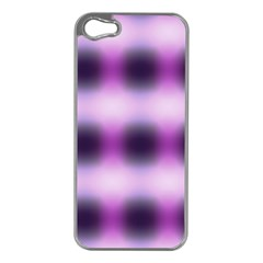 New 3 Apple Iphone 5 Case (silver) by timelessartoncanvas