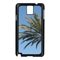 Tropical Palm Tree  Samsung Galaxy Note 3 N9005 Case (black) by BrightVibesDesign