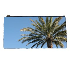Tropical Palm Tree  Pencil Cases by BrightVibesDesign