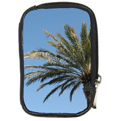 Tropical Palm Tree  Compact Camera Cases by BrightVibesDesign