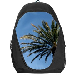 Tropical Palm Tree  Backpack Bag by BrightVibesDesign
