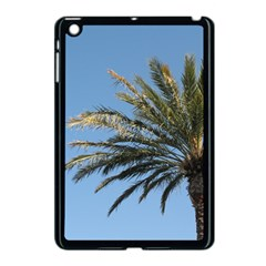 Tropical Palm Tree  Apple Ipad Mini Case (black) by BrightVibesDesign