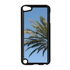 Tropical Palm Tree  Apple Ipod Touch 5 Case (black) by BrightVibesDesign