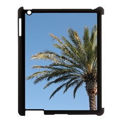 Tropical Palm Tree  Apple Ipad 3/4 Case (black) by BrightVibesDesign