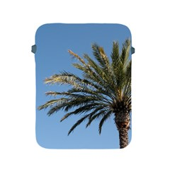 Tropical Palm Tree  Apple Ipad 2/3/4 Protective Soft Cases by BrightVibesDesign