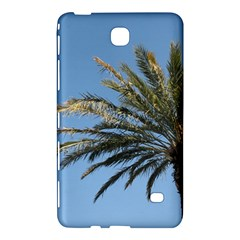 Tropical Palm Tree  Samsung Galaxy Tab 4 (8 ) Hardshell Case  by BrightVibesDesign