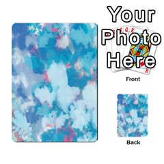Abstract #2 Multi Purpose Cards (rectangle)  by Uniqued