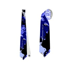 Abstract #7 Neckties (one Side)  by Uniqued