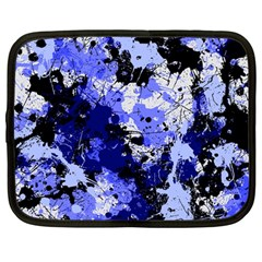 Abstract #7 Netbook Case (large) by Uniqued