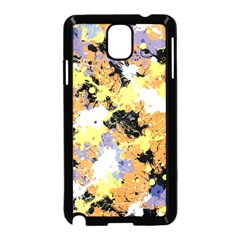 Abstract #9 Samsung Galaxy Note 3 Neo Hardshell Case (black)