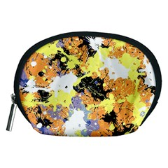 Abstract #9 Accessory Pouches (medium)  by Uniqued