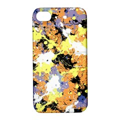 Abstract #10 Apple Iphone 4/4s Hardshell Case With Stand